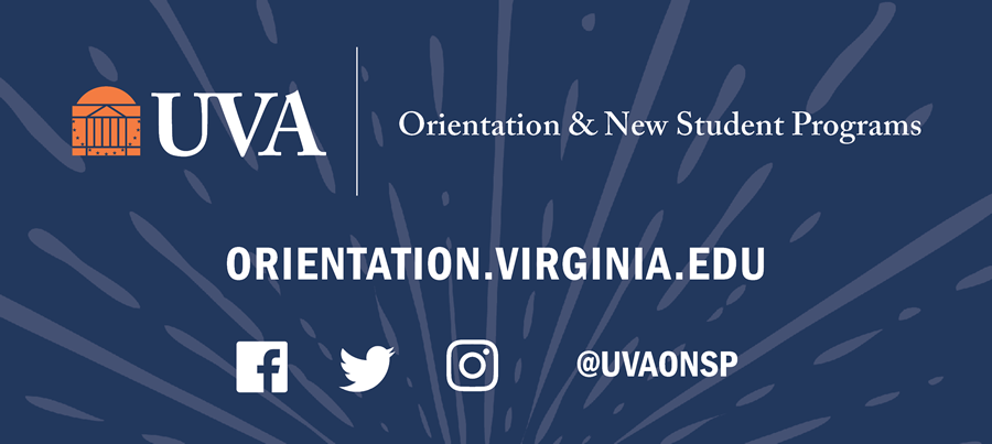 UVA Orientation & New Student Programs | orientation.virginia.edu