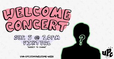 Welcome Concert